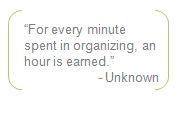 organization services
