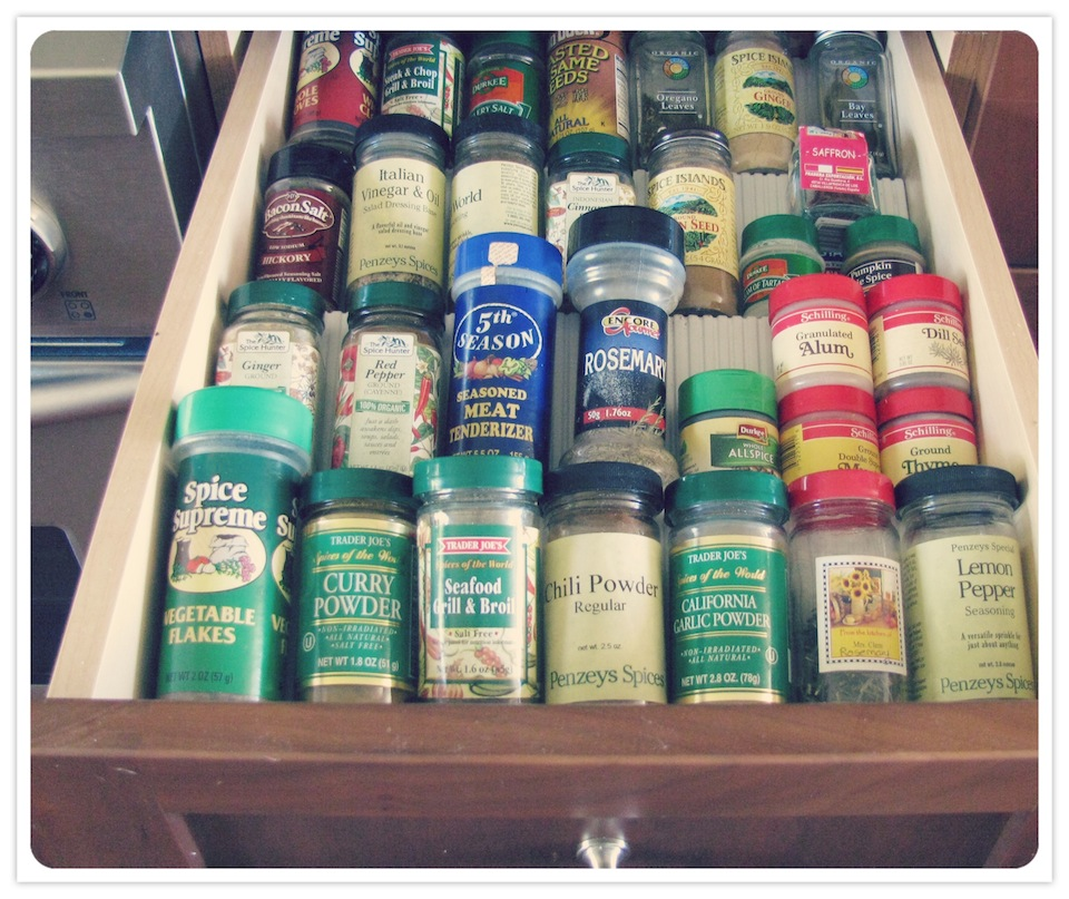 Julie Spice Drawer