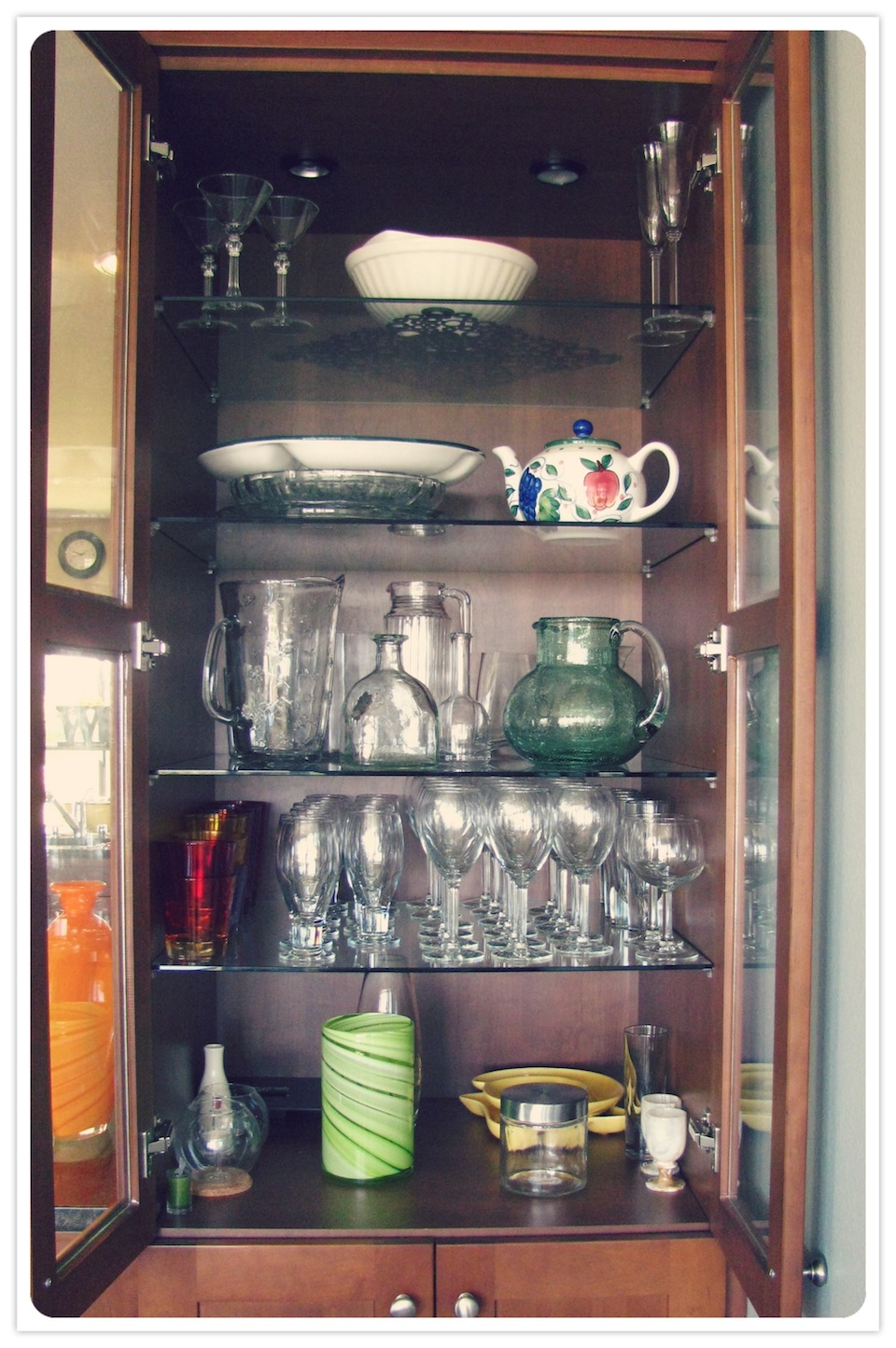 Julies Wine Cabinet