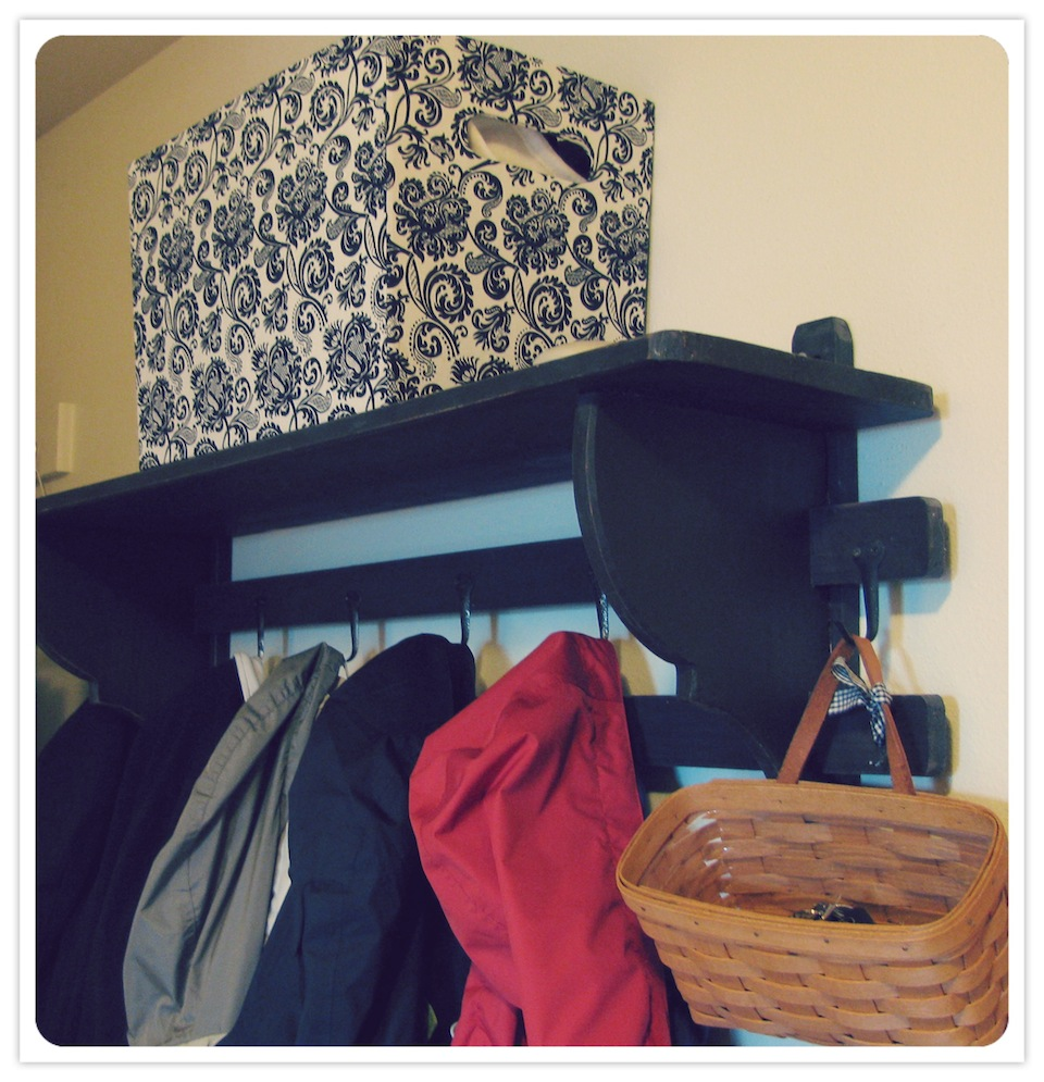 Julies Coat Rack