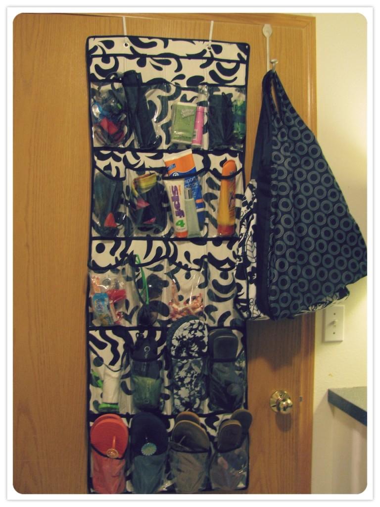 Julies Door Rack
