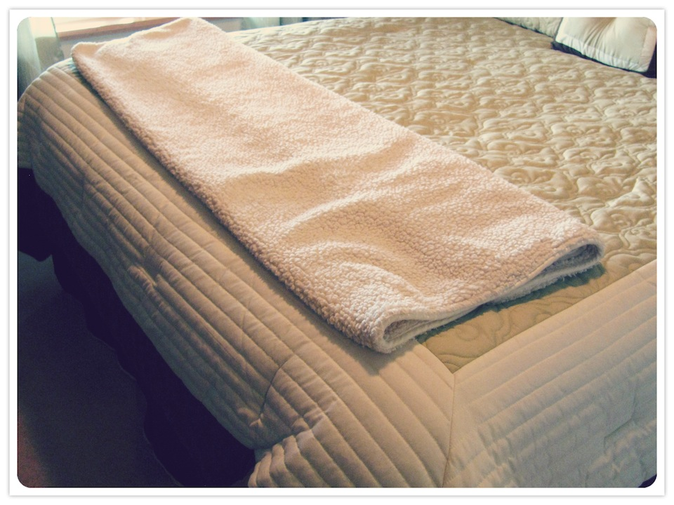 Julies Guest Blanket