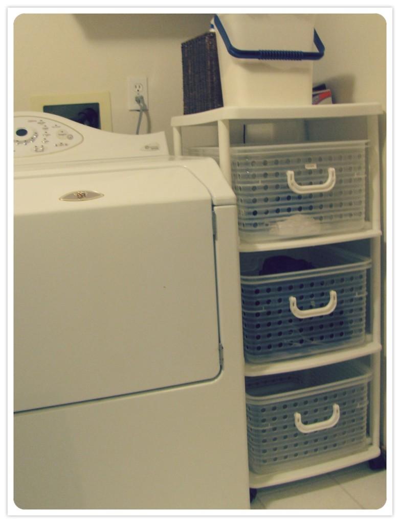 Julies Laundry Bins