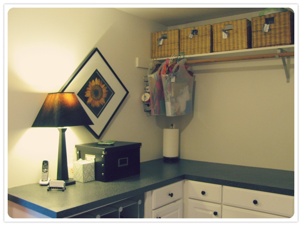 Julies Laundry Room