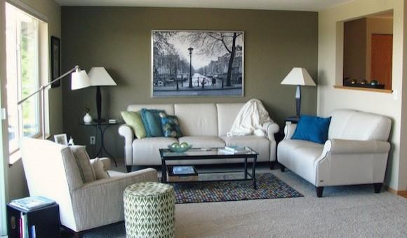 Julies Living Room