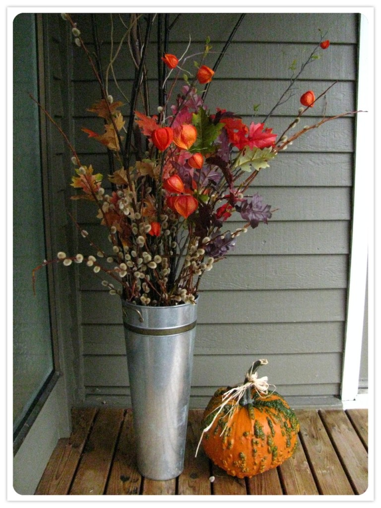 Julies Fall Arrangement