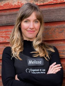Melissa - Organized at Last